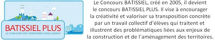 Concours BAtissiel Plus 2018
