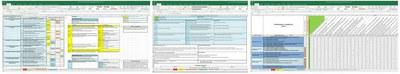 bandeau nouveau fichier Excel