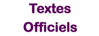 icone textes officiels