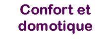 confort et domotique