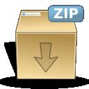 icone zip